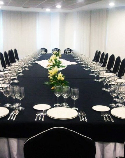 The Sercotel Odeón Hotel has 5 meeting rooms with a ...
