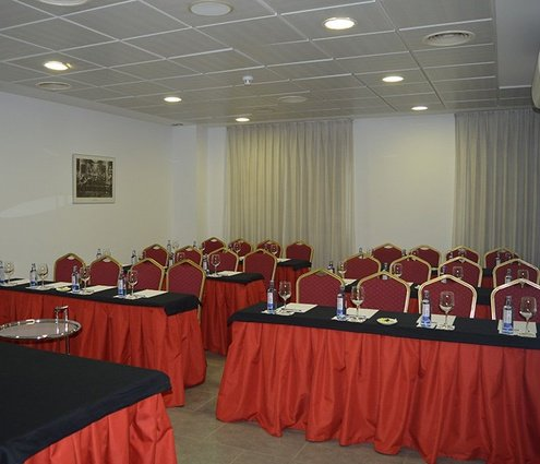 Meeting Rooms - Sercotel Odeón Hotel